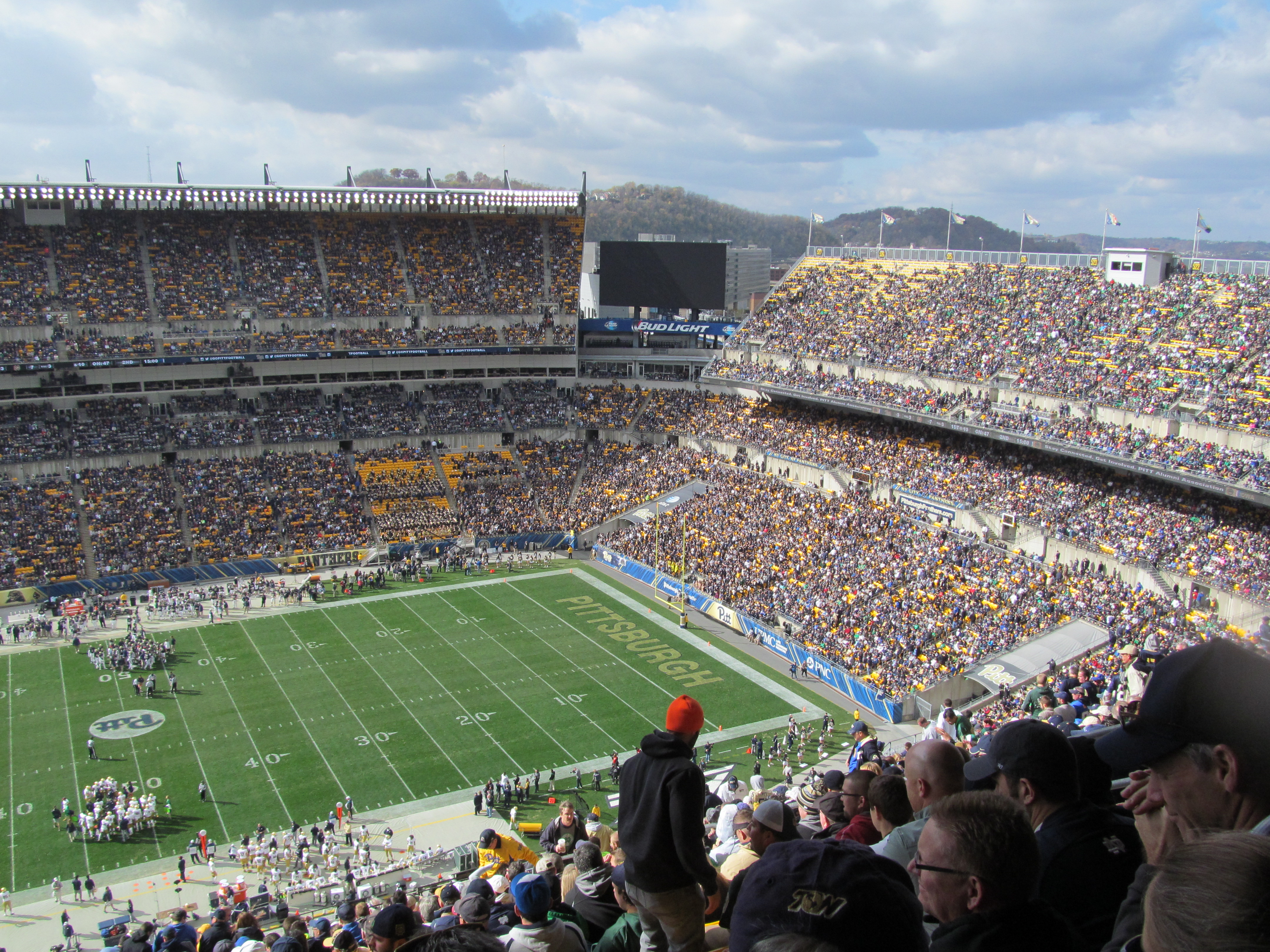 About Lucky Meisenheimer - t Pictures of heinz field pittsburgh pa