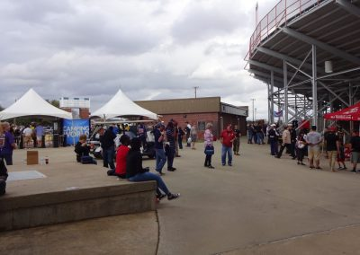 Independence Bowl at Independence Stadium, Concourse