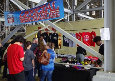 Independence Bowl at Independence Stadium, Official Merchandise