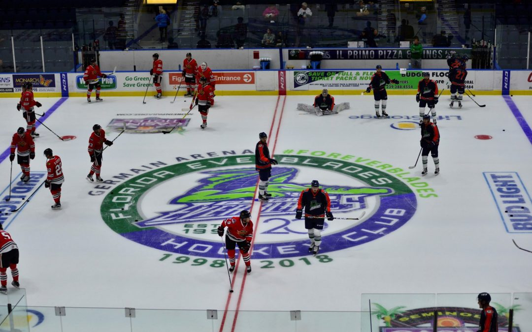 Germain Arena – Florida Everblades