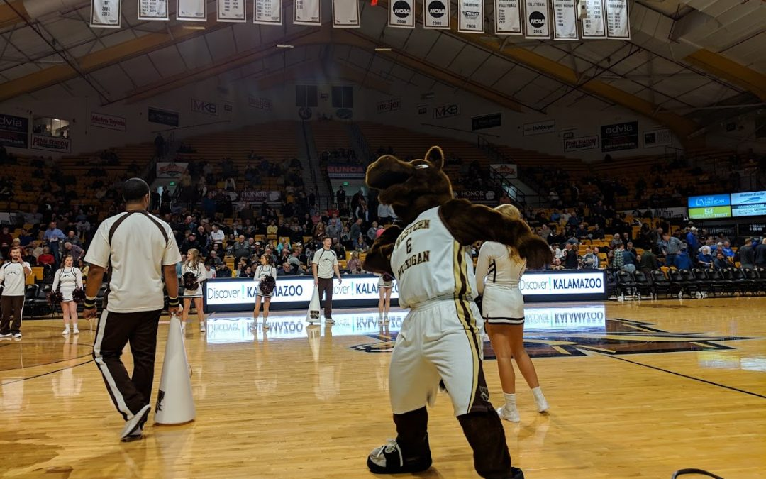 Read Fieldhouse/University Arena – Western Michigan Broncos