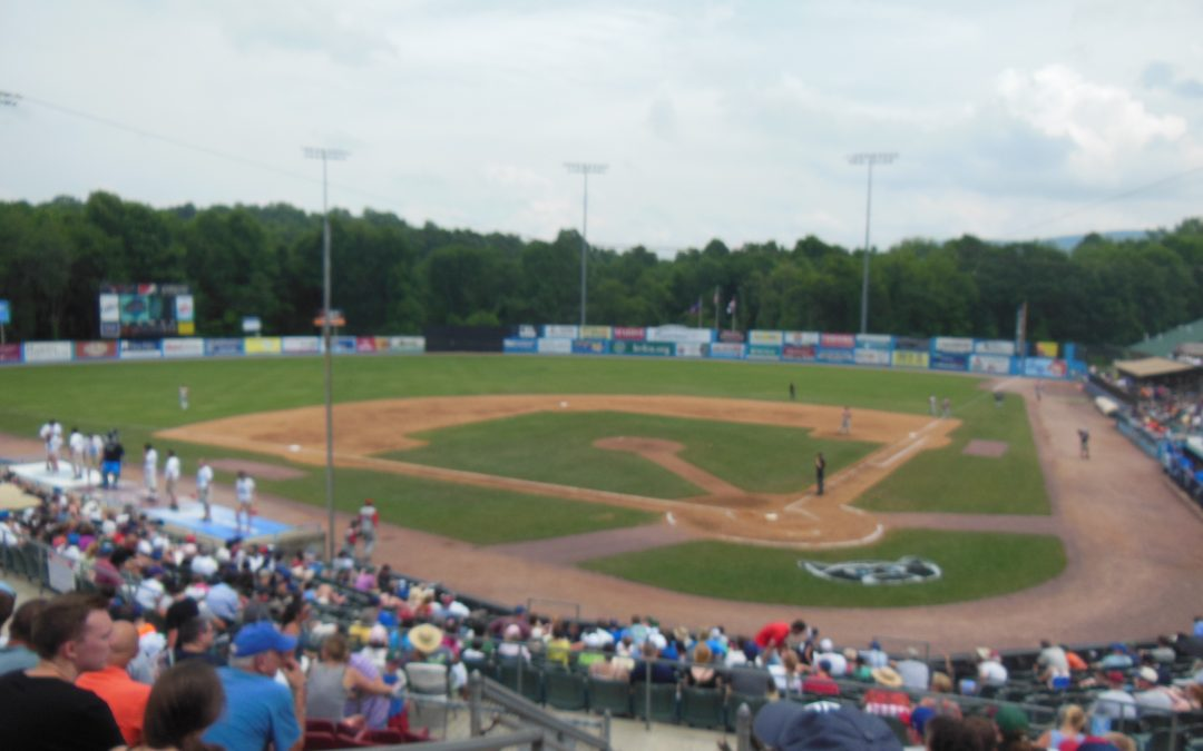 Dutchess Stadium – Hudson Valley Renegades