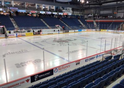 Clean Ice at Meridian Centre
