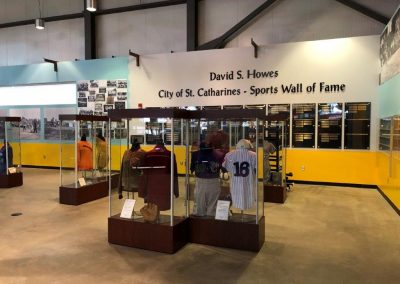 Meridian Centre Hall of Fame