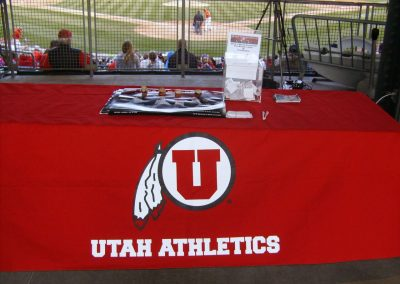Smith's Ballpark, Utah Utes Athletics
