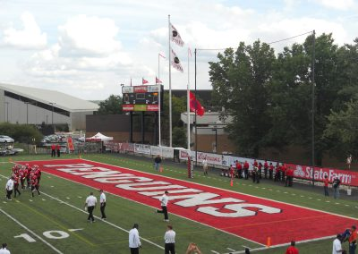 Stambaugh Stadium, End Zone