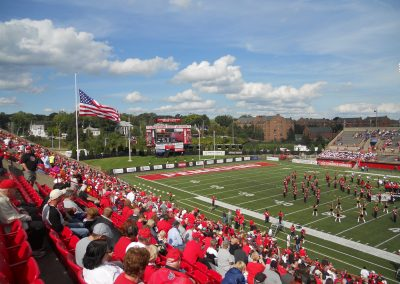 Stambaugh Stadium, Interior