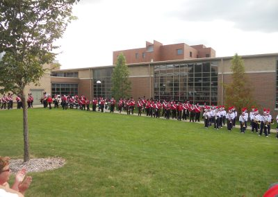 Stambaugh Stadium, YSU Marching Pride