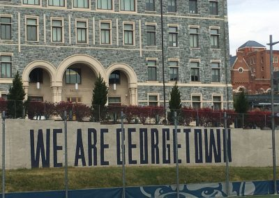 We Are Georgetown