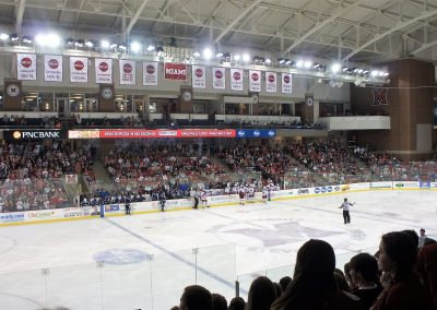 Cady Arena Ice