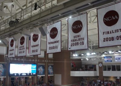 Cady Arena Banners
