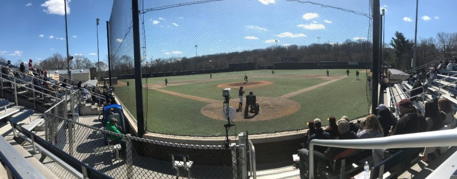 Tucker Field at Barcroft Park Backstop