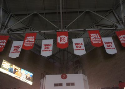 Carver Arena Banners