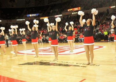 Carver Arena Cheer