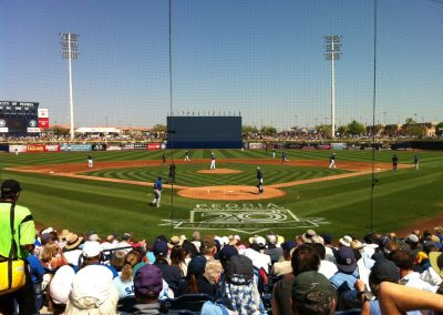 Peoria Sports Complex - Seattle Mariners Spring Training