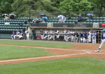 Shirley Povich Field - Georgetown Hoyas Dugout