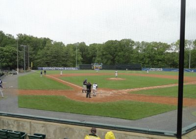 Shirley Povich Field - View from Behind Home Plate
