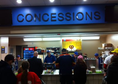 Erie Insurance Arena Concessions