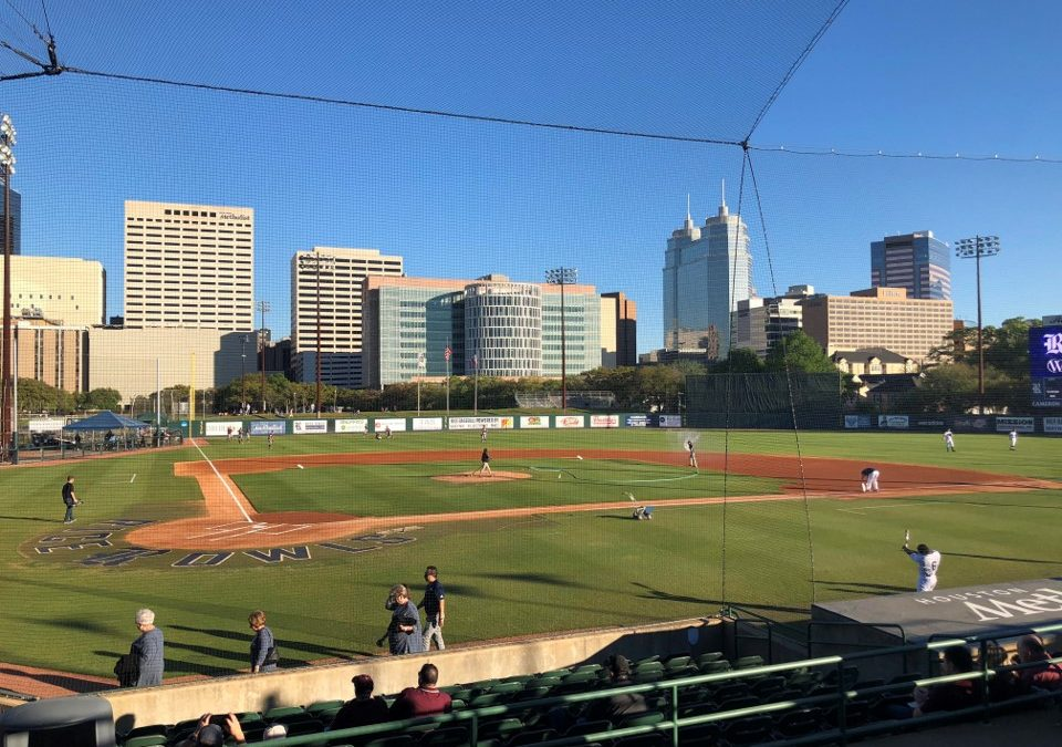 Reckling Park – Rice Owls