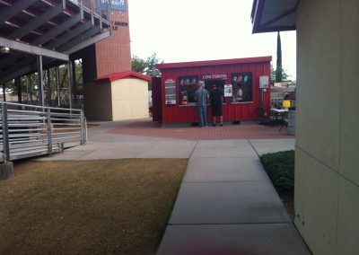Presley Askew Field - Concession Stand