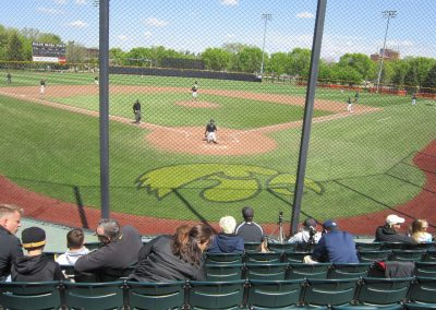 Duane Banks Field - Home of the Iowa Hawkeyes