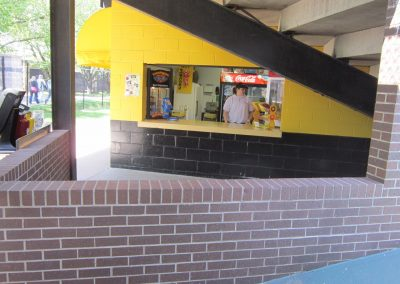 Duane Banks Field Concession Stand