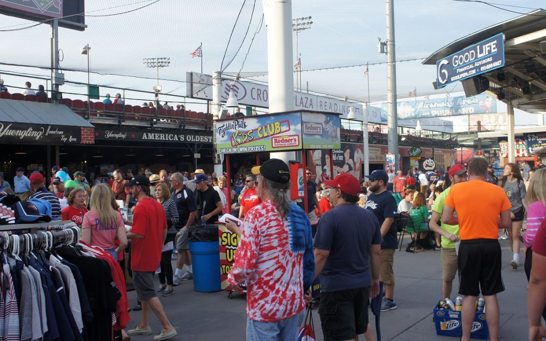 FirstEnergy Stadium – Reading Fightin Phils