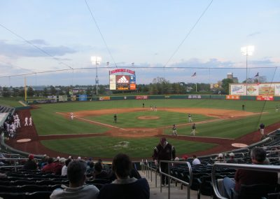 Hammons Field Overview