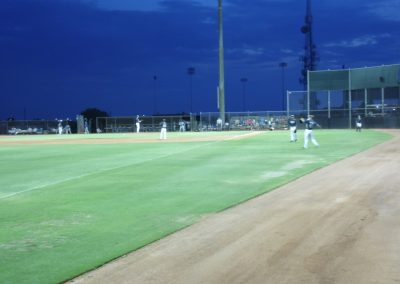 Side Field Playing Surface at Peoria Sports Complex
