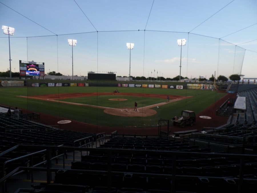 Surprise Stadium - Home of the AZL Rangers