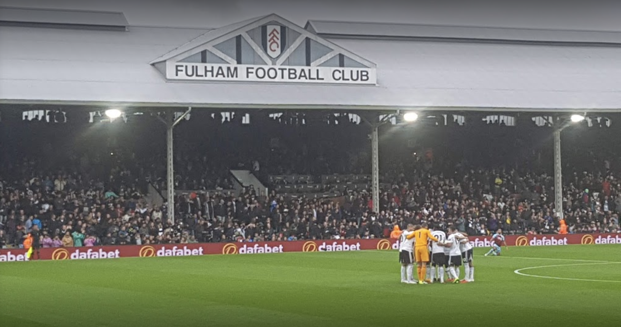 Craven Cottage Fulham Fc Stadium Journey