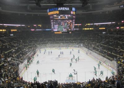 End View at PPG Paints Arena