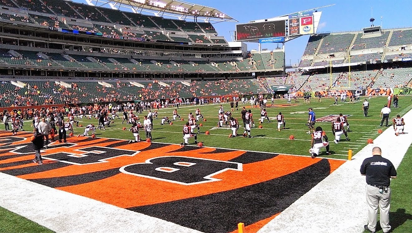Paul Brown Stadium – Cincinnati Bengals | Stadium Journey