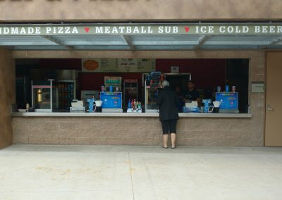 Camelback Ranch Concession Stand