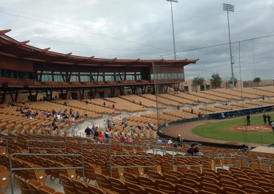 Camelback Seats and Suites