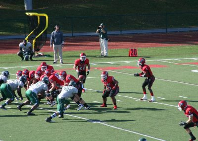 DeGol Field, Saint Francis (PA) Red Flash in Action