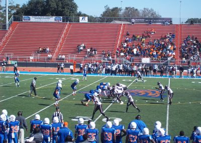 Theodore A. Wright Stadium, Savannah State Tigers in Action