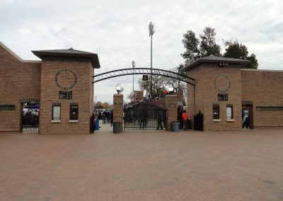 Armstrong Stadium, North End Zone Entrance