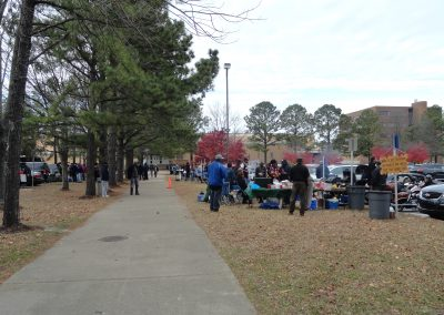 Armstrong Stadium, Tailgaters