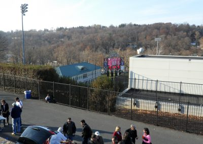Fisher Stadium, View from Above
