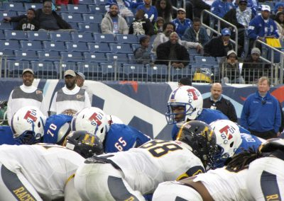 Nissan Stadium, Tennessee State Tigers in Action