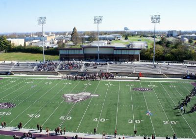 Roy Kidd Stadium Upper View