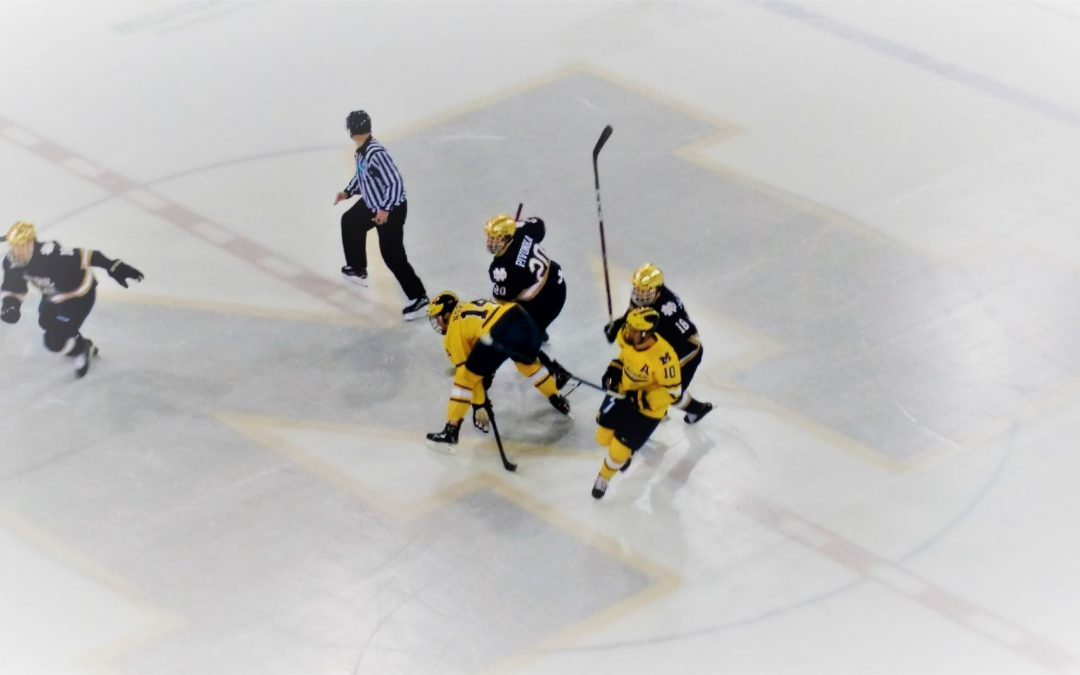 Red Berenson Rink at Yost Ice Arena – Michigan Wolverines