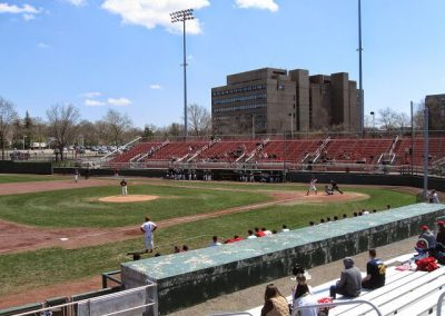 Jack Kaiser Stadium - Home of the St. John's Red Storm