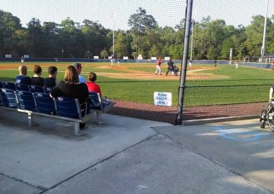 CSU Ballpark - Charleston Southern Buccaneers