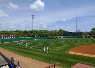 CofC Baseball Stadium at Patriots Point - Home of the Cougars