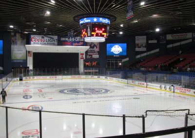End View at the Aud