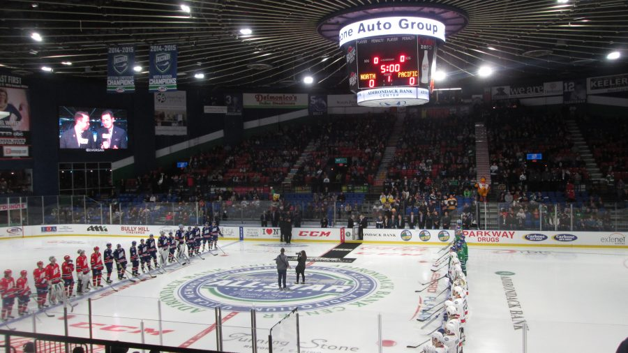All-Star Introductions at the Aud