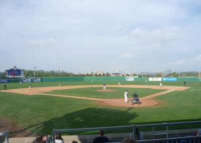 Woerner Field - Home of the Dayton Flyers