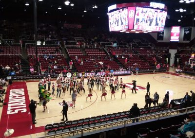 Maples Pavilion - Pregame Entertainment By The Stanford Band